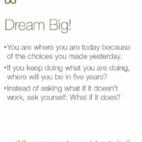 Dreams Motivate Us, 9 of15