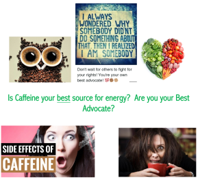 Energy AND Being Your Best Advocate!  (7 of7)